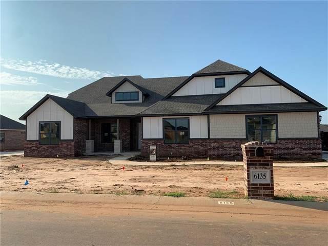 6135 Amberly Drive, Edmond, OK 73034 (MLS #905144) :: Keri Gray Homes