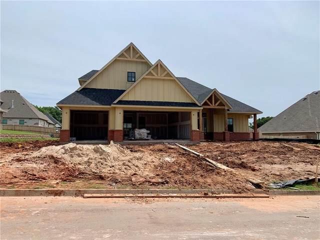 18508 Windy Ridge Way, Edmond, OK 73012 (MLS #905867) :: Homestead & Co