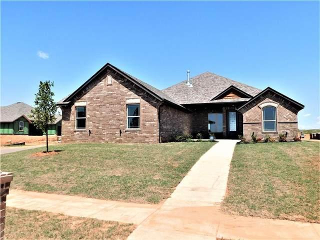 9357 SW 44th Terrace, Oklahoma City, OK 73179 (MLS #905941) :: Homestead & Co