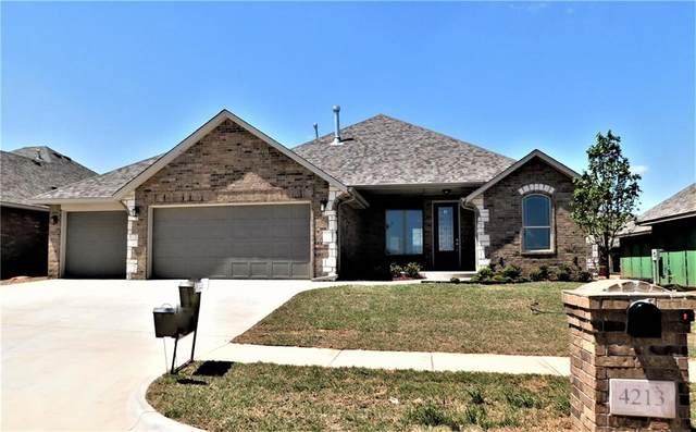 4213 Angel Oak Drive, Oklahoma City, OK 73179 (MLS #905943) :: Homestead & Co
