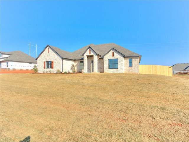 18417 Chuckwagon Trail, Norman, OK 73071 (MLS #908366) :: ClearPoint Realty