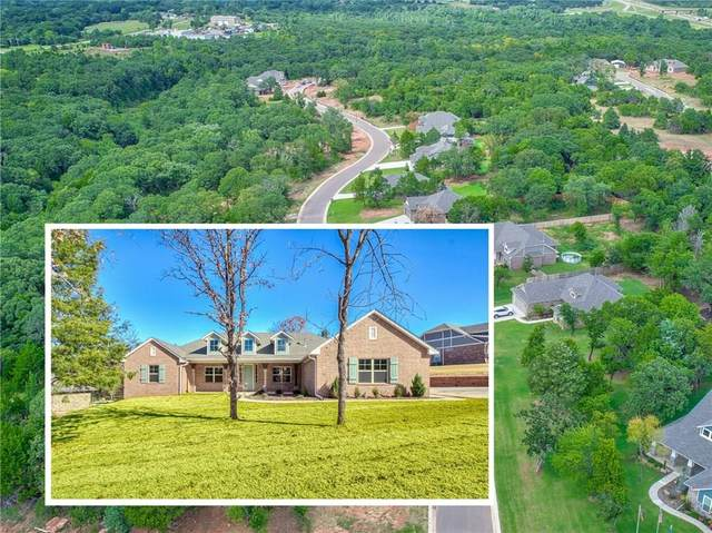 8740 Tall Oaks Drive, Guthrie, OK 73044 (MLS #909162) :: Keri Gray Homes