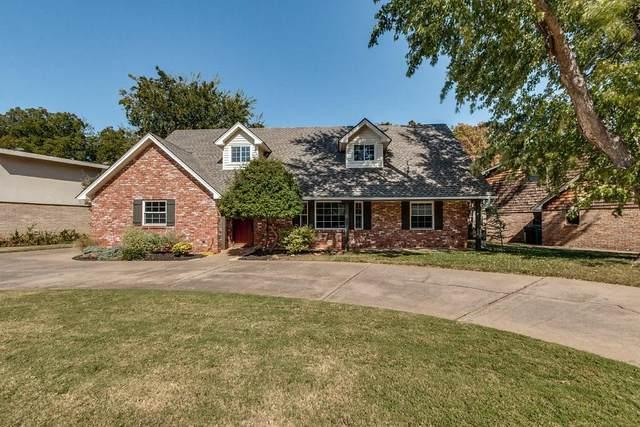 3005 Brookhollow Road, Oklahoma City, OK 73120 (MLS #909386) :: Erhardt Group at Keller Williams Mulinix OKC