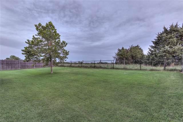 508 Idabel Bridge Circle, Edmond, OK 73034 (MLS #909797) :: Homestead & Co