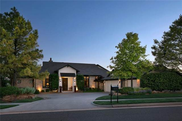 16613 Riverbirch Lane, Edmond, OK 73012 (MLS #911077) :: Homestead & Co