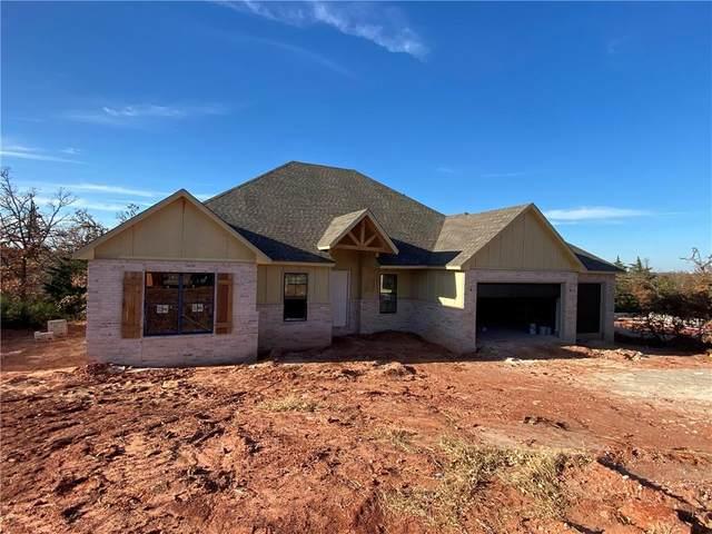 8765 Overlook Drive, Guthrie, OK 73044 (MLS #911901) :: Homestead & Co