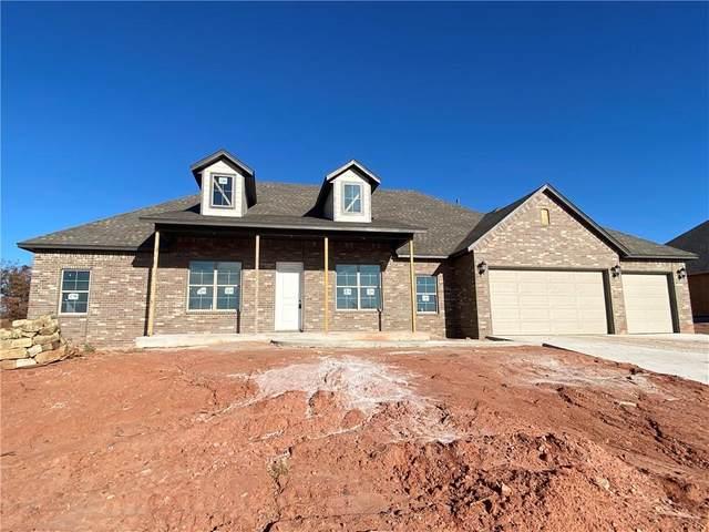 8830 Overlook Drive, Guthrie, OK 73044 (MLS #911922) :: Homestead & Co