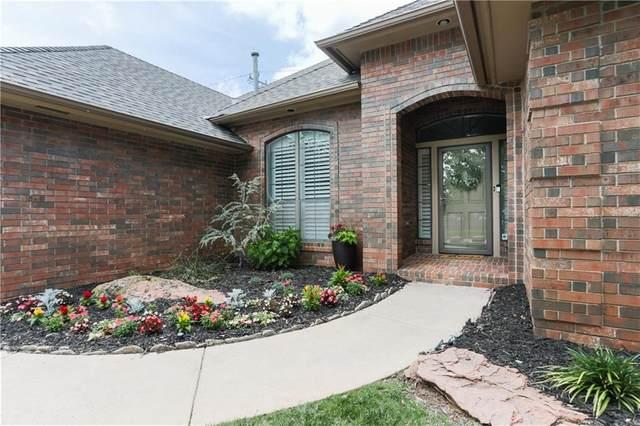 13409 Cedar Trail, Oklahoma City, OK 73131 (MLS #912341) :: Homestead & Co