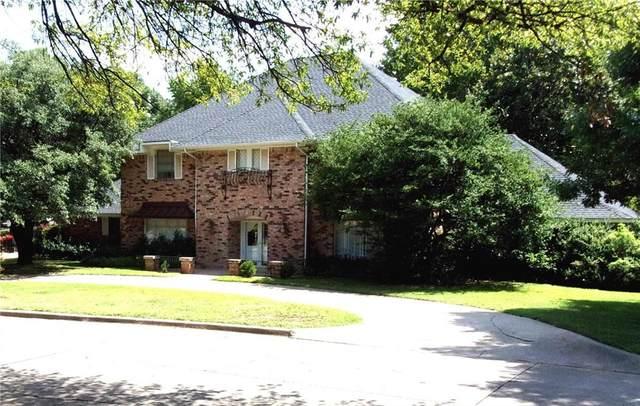 13008 Oak Hollow Road, Oklahoma City, OK 73120 (MLS #913877) :: Keri Gray Homes