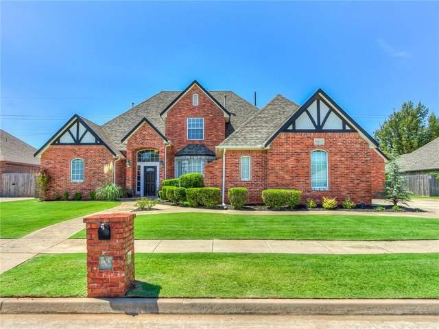11417 Rosehaven Drive, Oklahoma City, OK 73162 (MLS #914990) :: Keri Gray Homes