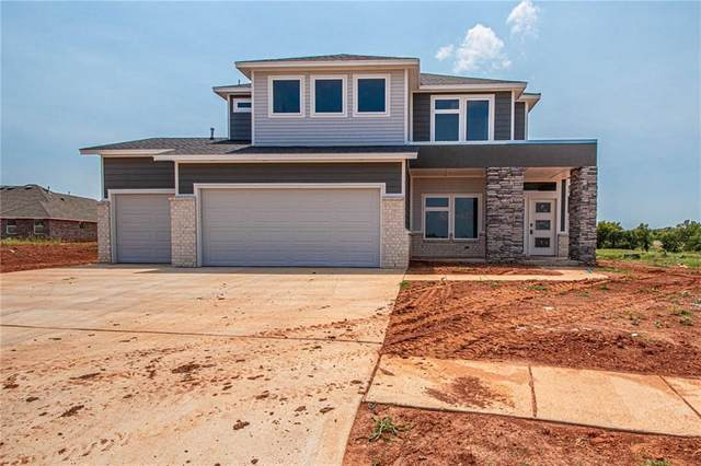 8328 NW 151st Street, Edmond, OK 73013 (MLS #915361) :: Erhardt Group at Keller Williams Mulinix OKC