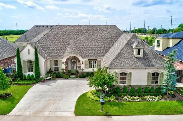 16417 Rhone Drive, Edmond, OK 73013 (MLS #915868) :: Keri Gray Homes