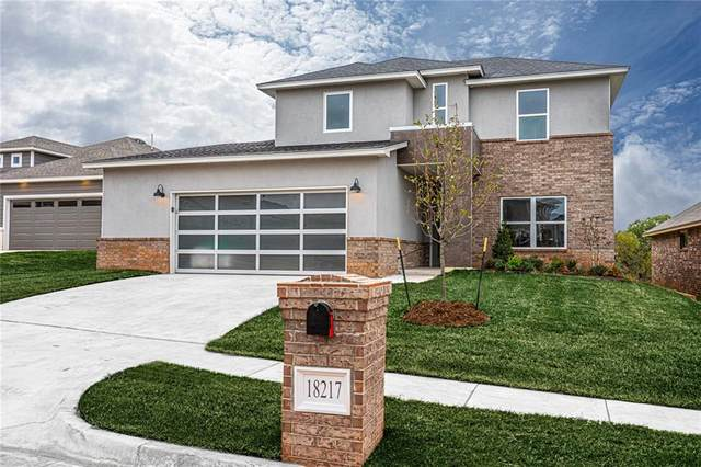 18217 Chisholm Creek Farm Lane, Edmond, OK 73012 (MLS #916727) :: ClearPoint Realty