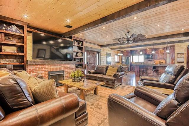 9300 State Highway 39 Highway, Lexington, OK 73051 (MLS #917271) :: Homestead & Co