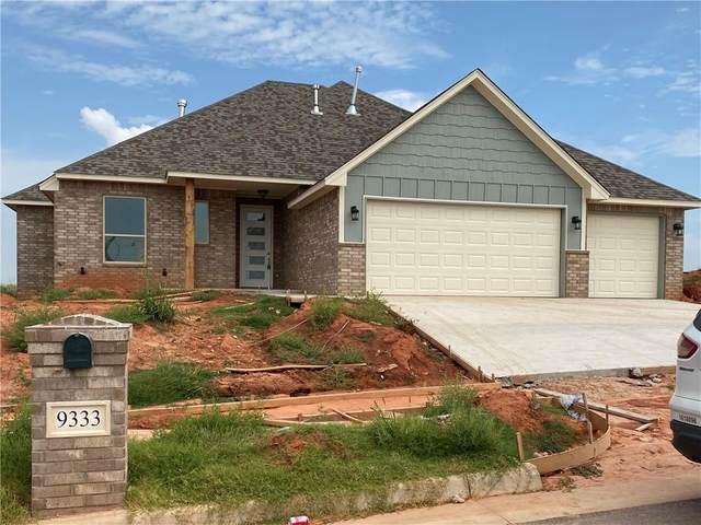 9333 SW 44th Terrace, Oklahoma City, OK 73179 (MLS #926617) :: Keri Gray Homes