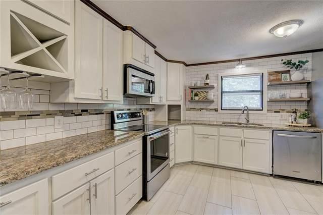 119 NW 25th Street, Oklahoma City, OK 73103 (MLS #931336) :: The UB Home Team at Whittington Realty