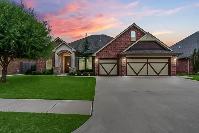 1524 NW 172nd Street, Oklahoma City, OK 73012 (MLS #932234) :: Homestead & Co