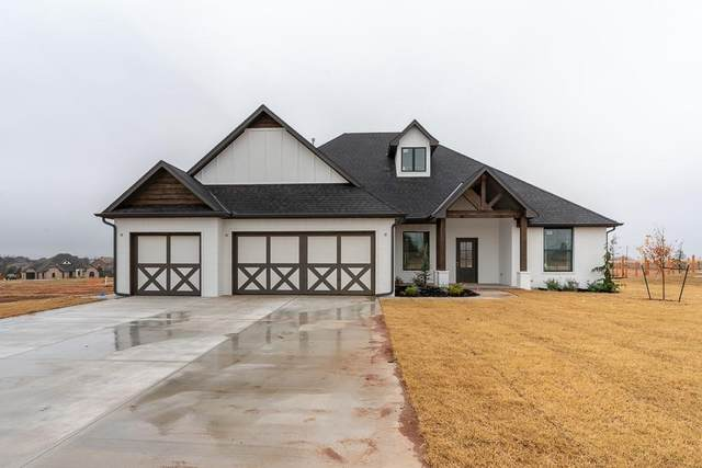 4847 Montie Circle, Tuttle, OK 73089 (MLS #933806) :: Homestead & Co