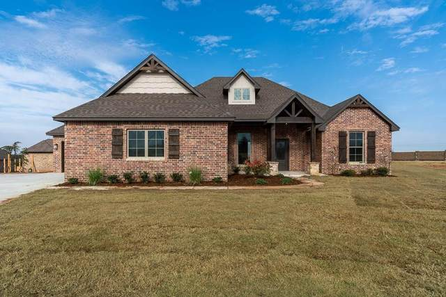 4859 Montie Circle, Tuttle, OK 73089 (MLS #933822) :: Homestead & Co