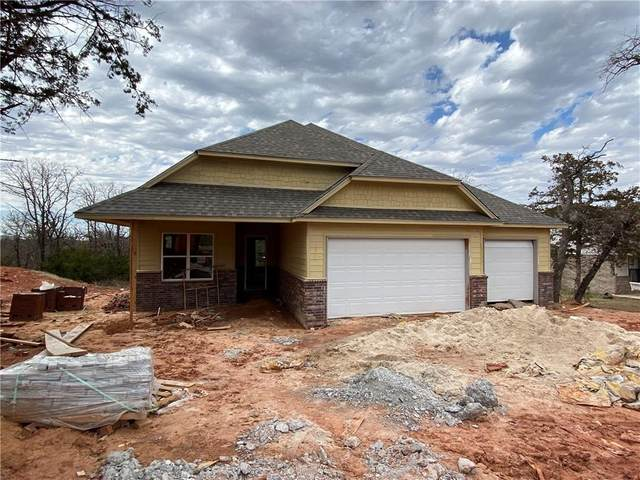 8751 Overlook Drive, Guthrie, OK 73044 (MLS #934293) :: Keller Williams Realty Elite