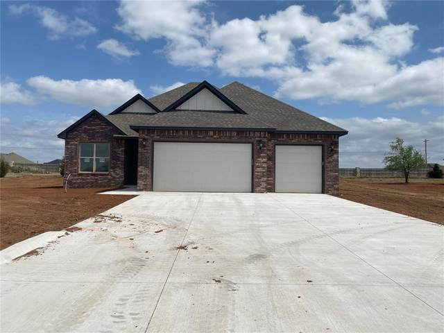 8030 Cottonwood Avenue, Edmond, OK 73034 (MLS #937740) :: ClearPoint Realty