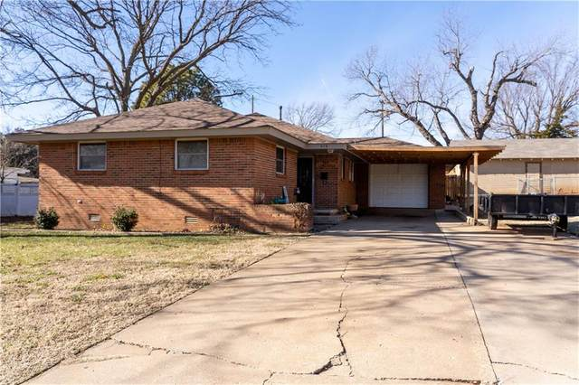 519 N 6th Street, Weatherford, OK 73096 (MLS #938270) :: Homestead & Co