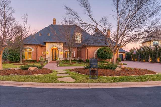 5204 Verbena Lane, Oklahoma City, OK 73142 (MLS #942133) :: Homestead & Co