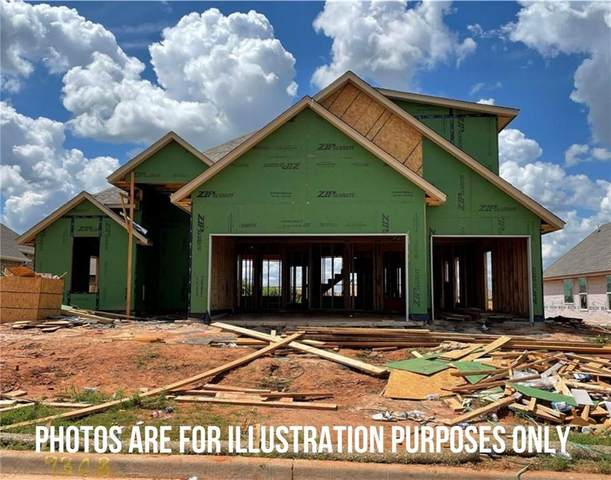 9324 SW 40th Street, Oklahoma City, OK 73179 (MLS #948139) :: The UB Home Team at Whittington Realty