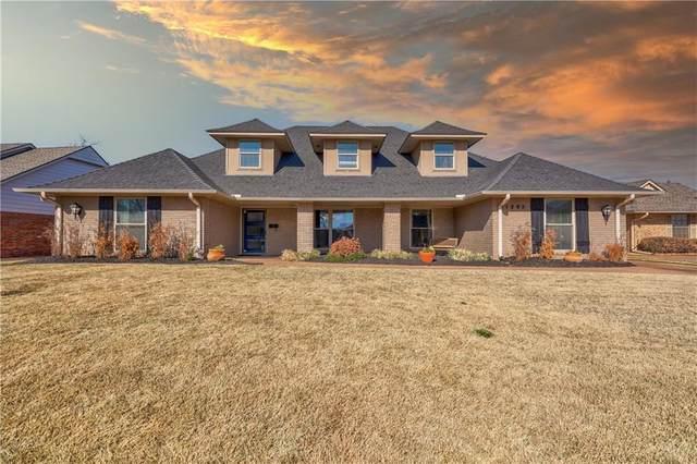 11205 Leaning Elm Road, Oklahoma City, OK 73120 (MLS #950670) :: Homestead & Co