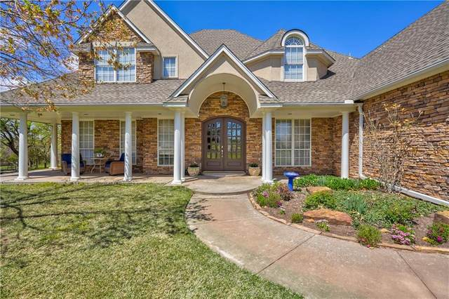 10501 Crystal Creek Drive, Mustang, OK 73064 (MLS #951919) :: Sold by Shanna- 525 Realty Group