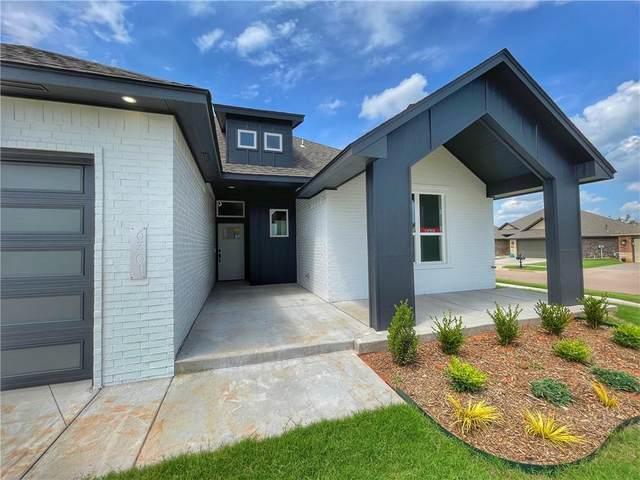 6301 NW 159th Street, Edmond, OK 73013 (MLS #957242) :: The UB Home Team at Whittington Realty