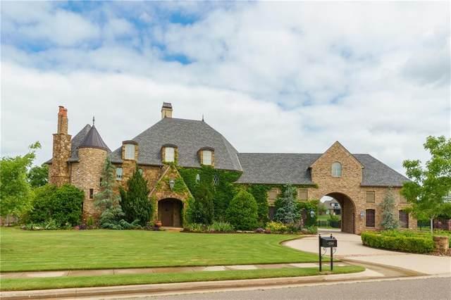 3349 NW 173rd Street, Edmond, OK 73012 (MLS #958564) :: Meraki Real Estate