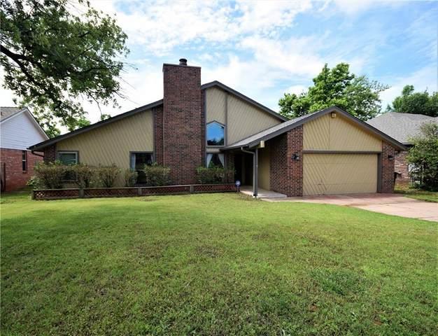 2704 Shady Tree Lane, Edmond, OK 73013 (MLS #958686) :: Homestead & Co