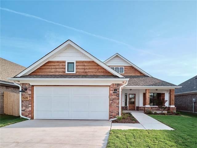 1509 SW 163rd Street, Oklahoma City, OK 73170 (MLS #959410) :: ClearPoint Realty