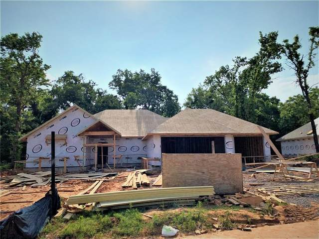 9570 Pastoral Drive, Guthrie, OK 73044 (MLS #960452) :: The UB Home Team at Whittington Realty