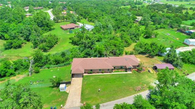 14223 SW 72nd Street, Mustang, OK 73064 (MLS #961415) :: The UB Home Team at Whittington Realty