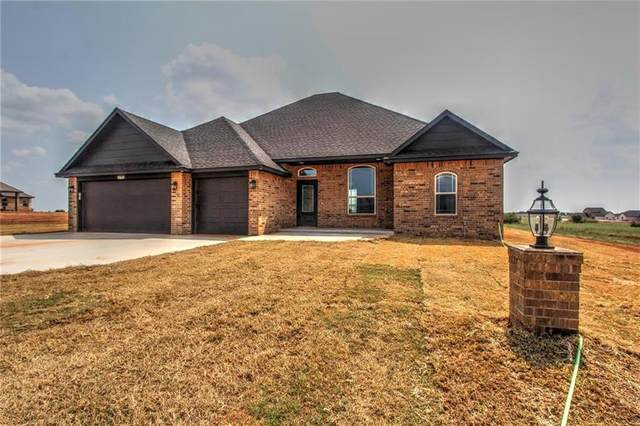 2293 County Road 1333, Blanchard, OK 73010 (MLS #962133) :: Sold by Shanna- 525 Realty Group