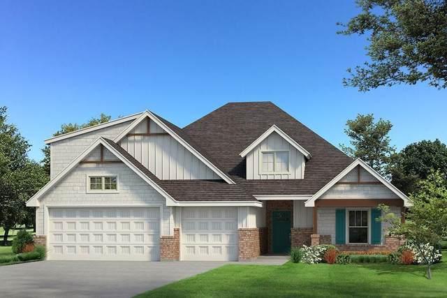 708 NW 199th Street, Edmond, OK 73012 (MLS #962640) :: Maven Real Estate