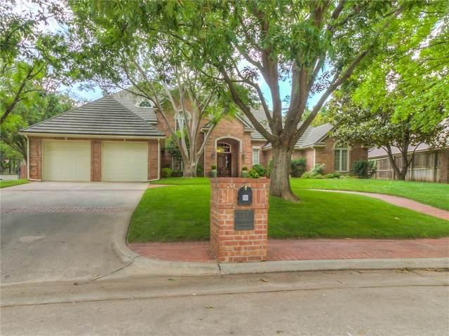 12905 Deerfield Circle, Oklahoma City, OK 73142 (MLS #967808) :: Maven Real Estate