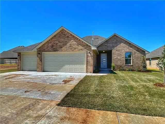 11009 Treemont Lane, Oklahoma City, OK 73162 (MLS #968962) :: The UB Home Team at Whittington Realty