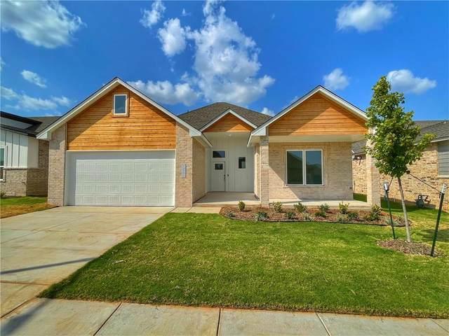 6417 NW 159th Street, Edmond, OK 73013 (MLS #969572) :: Maven Real Estate