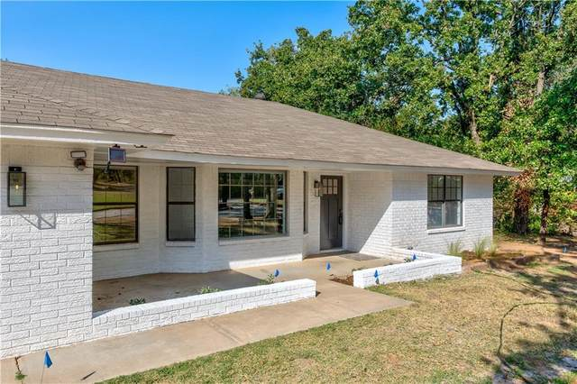 1305 Post Oak Lane, Edmond, OK 73034 (MLS #970267) :: KG Realty