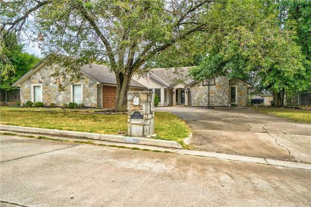 1711 Autumn Lane, Shawnee, OK 74804 (MLS #972288) :: Meraki Real Estate