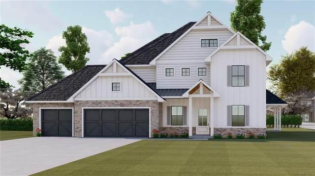 6408 NW 163rd Place, Edmond, OK 73013 (MLS #972840) :: Meraki Real Estate