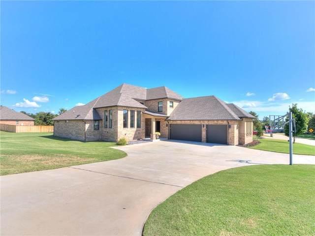 14419 Ironside Drive, Choctaw, OK 73020 (MLS #980170) :: Keller Williams Realty Elite
