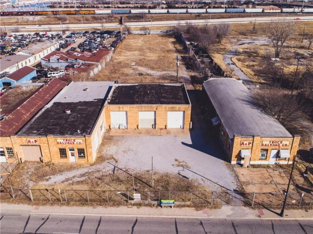 1320 S Robinson Avenue, Oklahoma City, OK 73109 (MLS #582586) :: Erhardt Group at Keller Williams Mulinix OKC