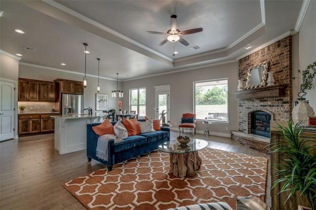 13630 Scenic Circle, Edmond, OK 73025 (MLS #744619) :: Richard Jennings Real Estate, LLC
