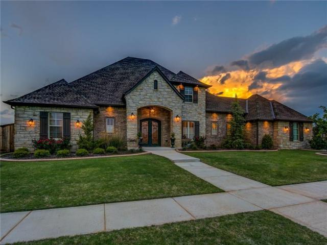 4701 Fountain View, Norman, OK 73072 (MLS #766980) :: Wyatt Poindexter Group