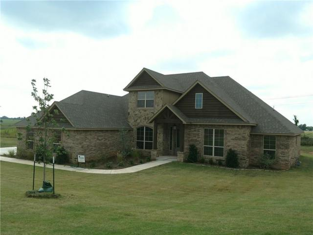 4501 Quartz Ridge, Oklahoma City, OK 73179 (MLS #767187) :: Wyatt Poindexter Group