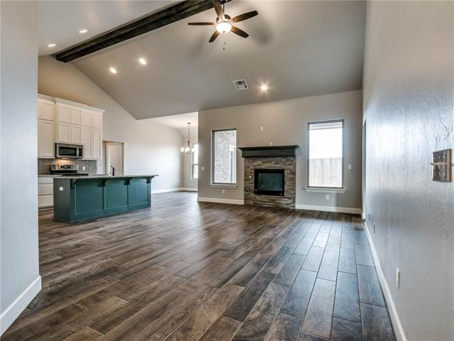 1331 Ladera Circle, Moore, OK 73020 (MLS #771444) :: Wyatt Poindexter Group